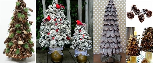 arbolitos-navideños-con-piñas