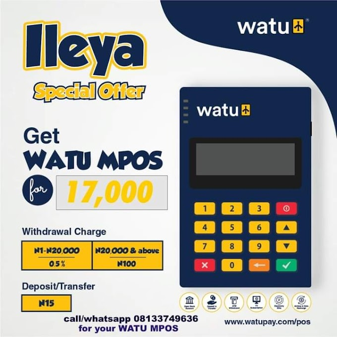 How to become WATU agent and get Pos Easily