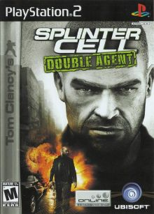 Tom Clancys Splinter Cell Double Agent PS2 ISO