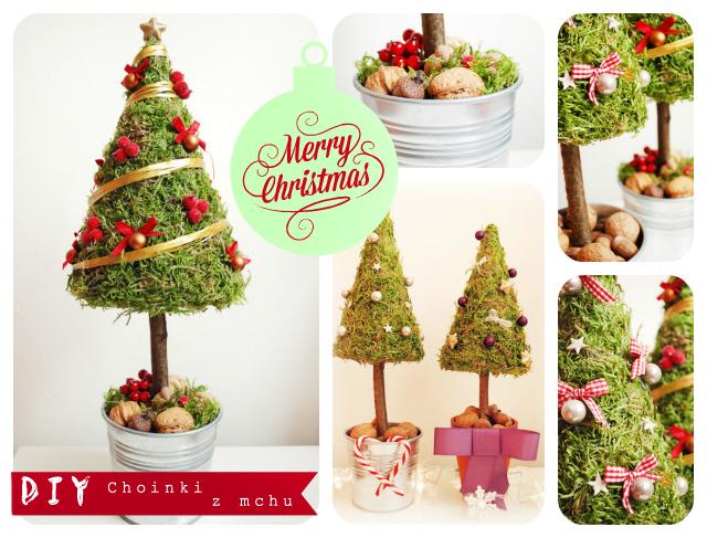 Its So Easy Diy Blog Diy Dekoracje świąteczne Choinki