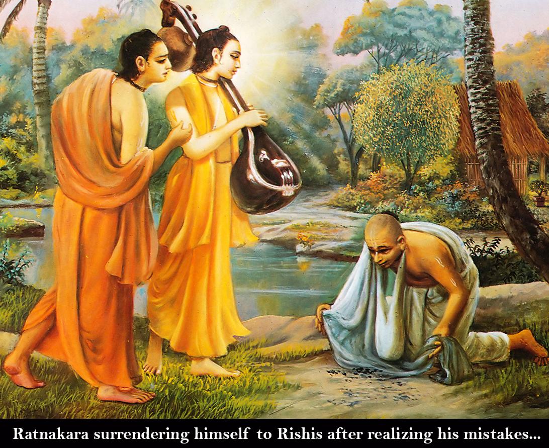 ಮಹರ್ಷಿ ವಾಲ್ಮೀಕಿಯ ಜೀವನ ಕಥೆ - Life Story of Maharishi Valmiki in Kannada - Maharishi Valmiki Story in Kannada