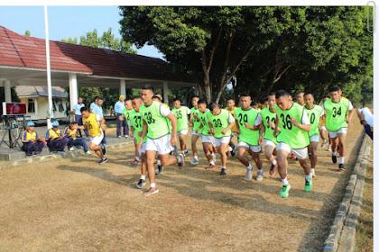 Tips Kuat Lari 12 Menit dalam Tes Jasmani TNI/Polri
