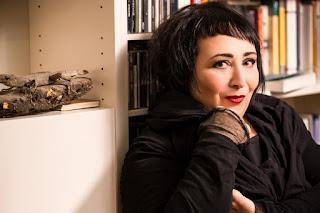 Julya Rabinowich; Fotograf: Michael Mazohl