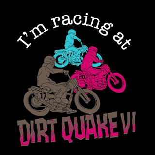 dirt quake 2017 poster