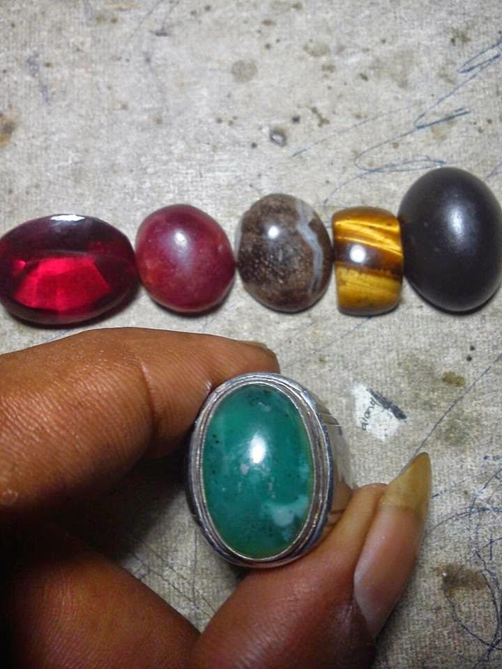 Batu permata akik di jual kota Magetan