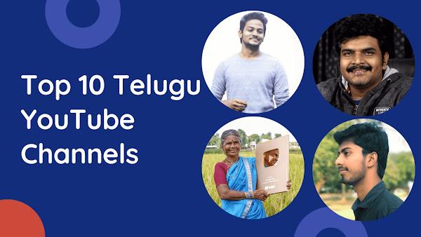 Best Telugu YouTube channels