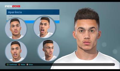 PES 2019 Faces Antonee Robinson By Lucas Facemaker