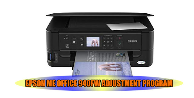 EPSON ME OFFICE 940FW PRINTER ADJUSTMENT PROGRAM