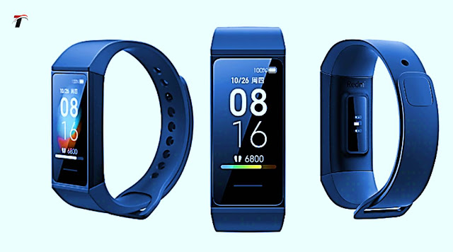 Mi Smart Band 4C Launch || My Tech Flip
