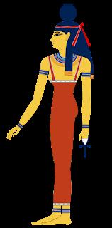bogini nut egipt