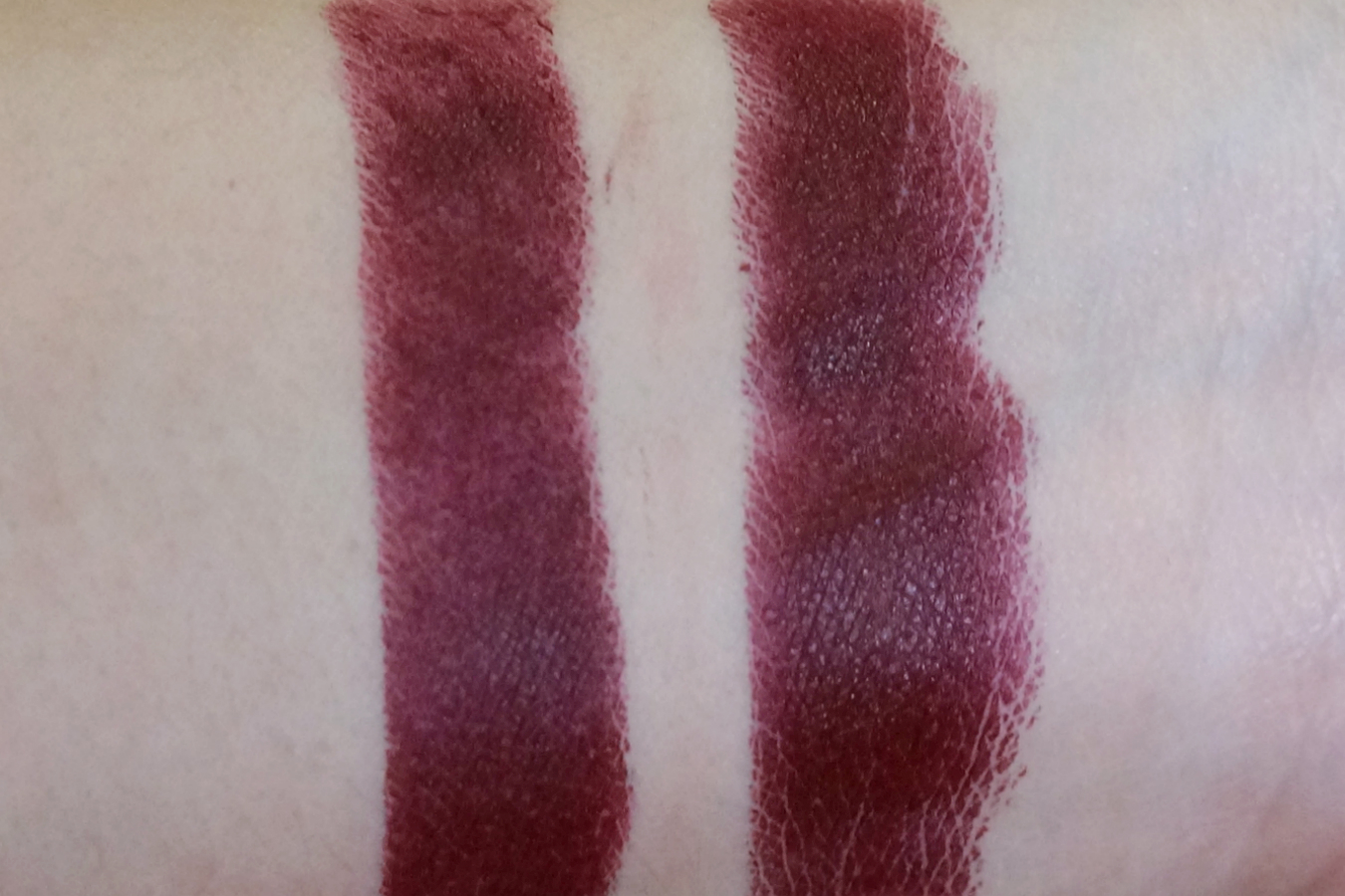 Burgundy Color Lipstick