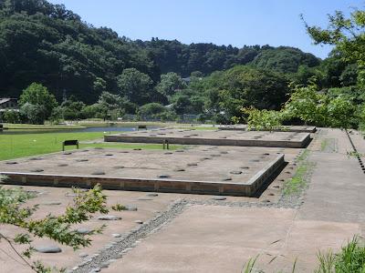 永福寺三堂基壇