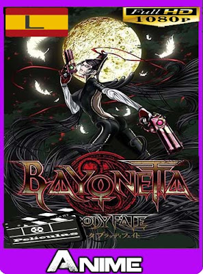 Bayonetta: Destino Sangriento (2013) HD [1080p] Latino [GoogleDrive]