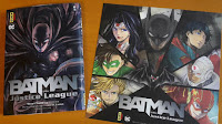 http://blog.mangaconseil.com/2017/11/goodies-ex-libris-batman-justice-league.html