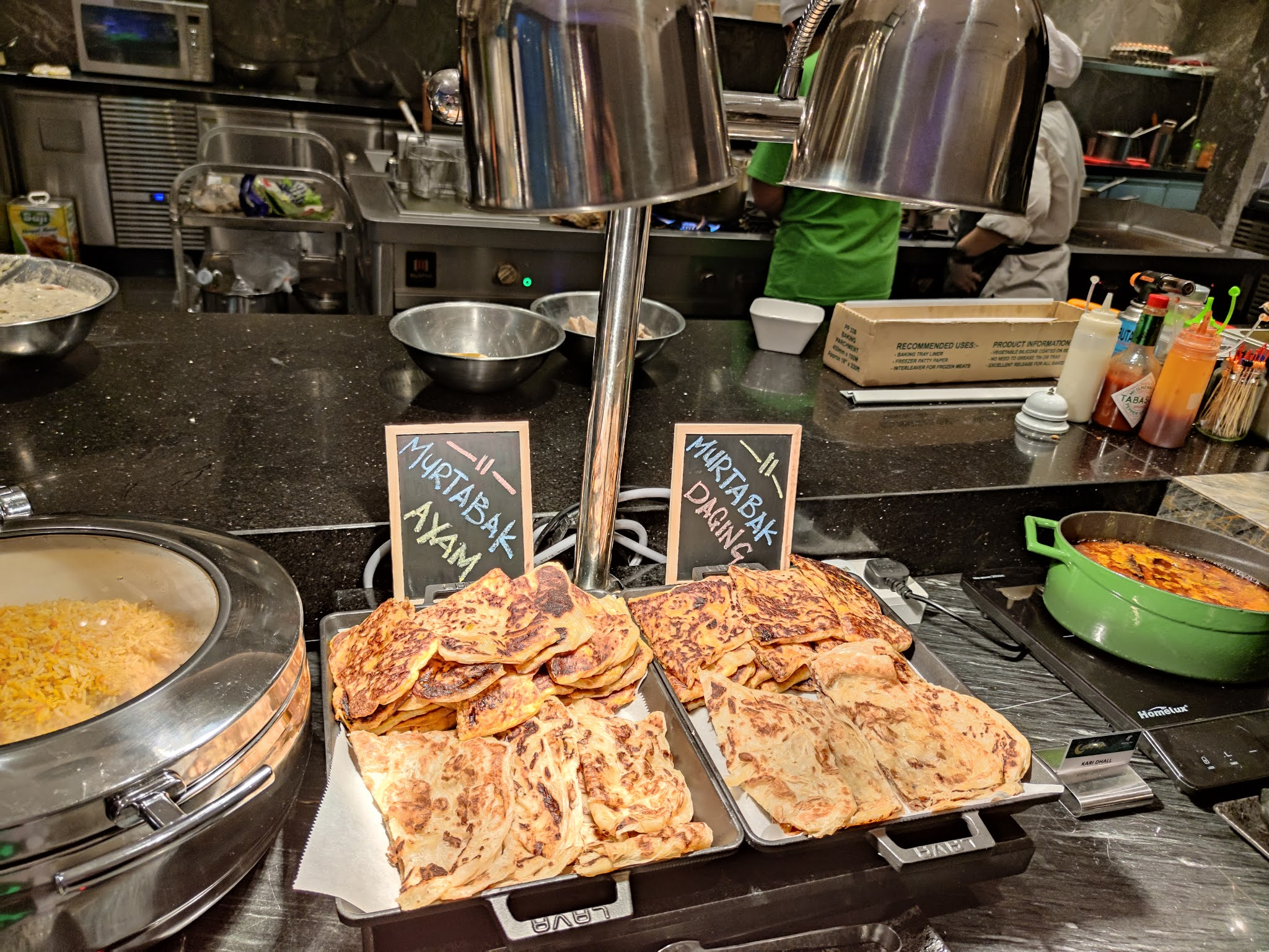 Buffet Ramadhan 2021 - Holiday Inn JB