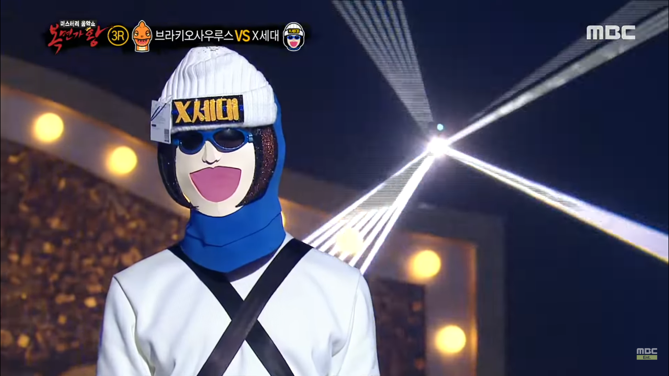 Member of Senior K-Pop Boy Group and A Famous Entertainer Amaze The Audience of 'King of Masked Singer'