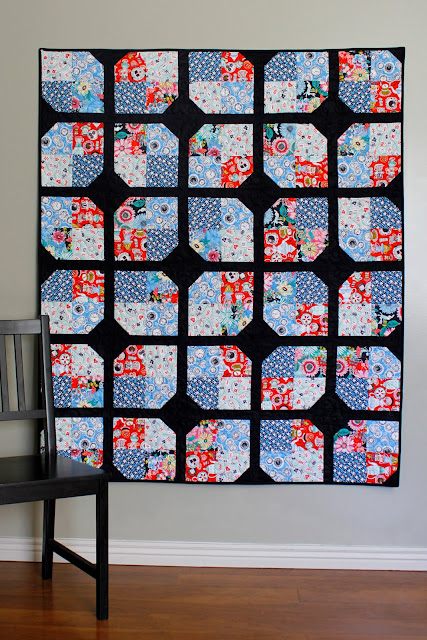 Wonderland quilt Blend Fabrics