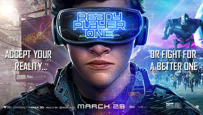 فيلم اللاعب الأول Ready Player One