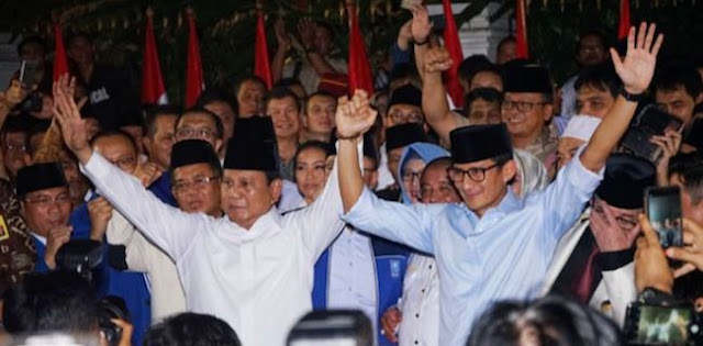 Dua Sumber Potensi Kemenangan Prabowo-Sandi setelah Ajukan Gugatan ke MK