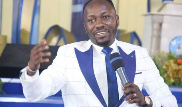 """""""A Goat Is Better Than A Man Who Beats His Wife"""" - Apostle Suleman"""