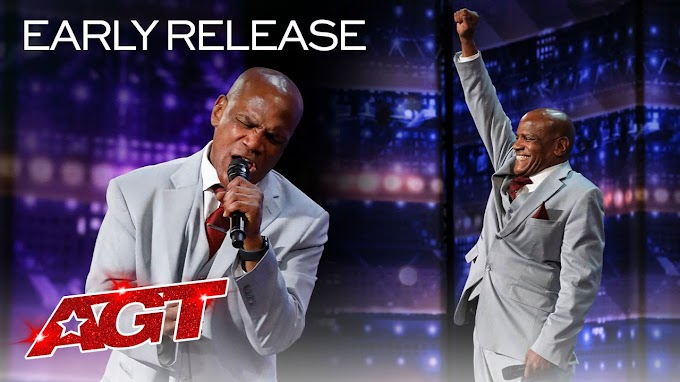 From prison to 'America's Got Talent' favourite, the story of Archie Williams