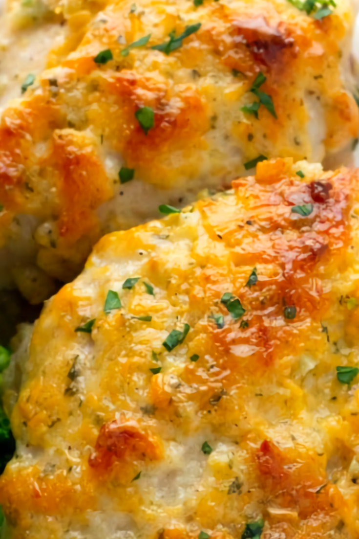 Cheddar Ranch Chicken Thighs Recipe