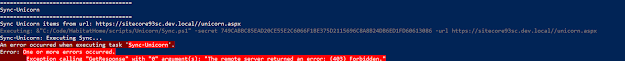 PowerShell MicroCHAP Error