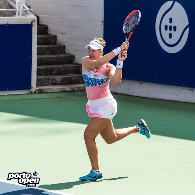 Beatriz Haddad Maia Tênis brasileiro Porto ITF