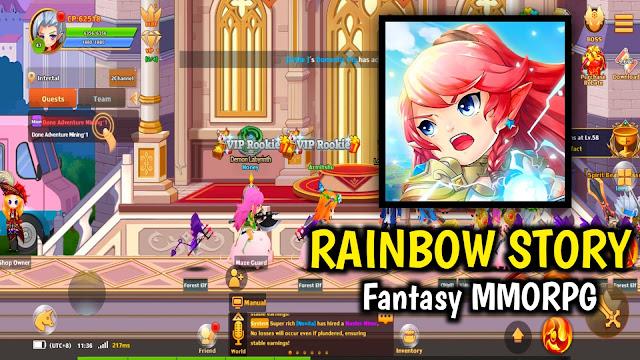 Rainbow Story: Fantasy MMORPG