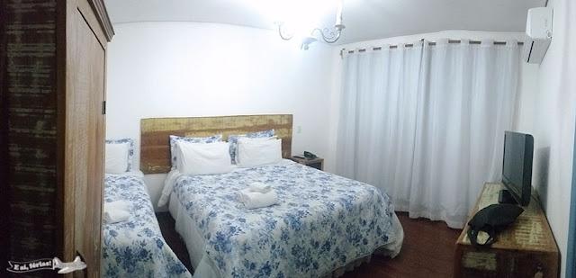 Hotel Florenza, Santa Bárbara, Minas Gerais