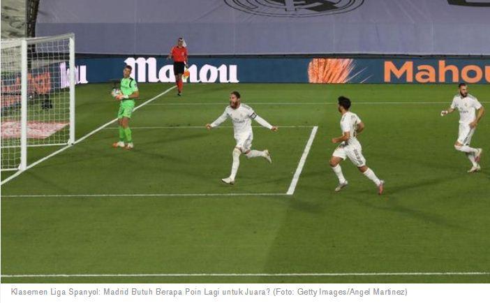 Real Madrid vs Getafe 1–0 Highlights