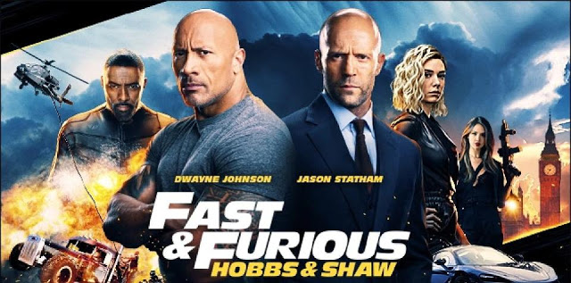 Top Action Movies of 2019-Fast & Furious Presents: Hobbs & Shaw
