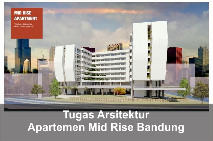 Desain Apartemen Mid Rise