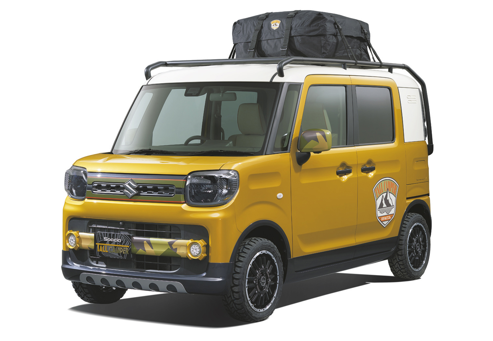 Suzuki Jimny 2018 >> Suzuki Xbee Could Be The Coolest Thing At The 2018 Tokyo Salon | Carscoops