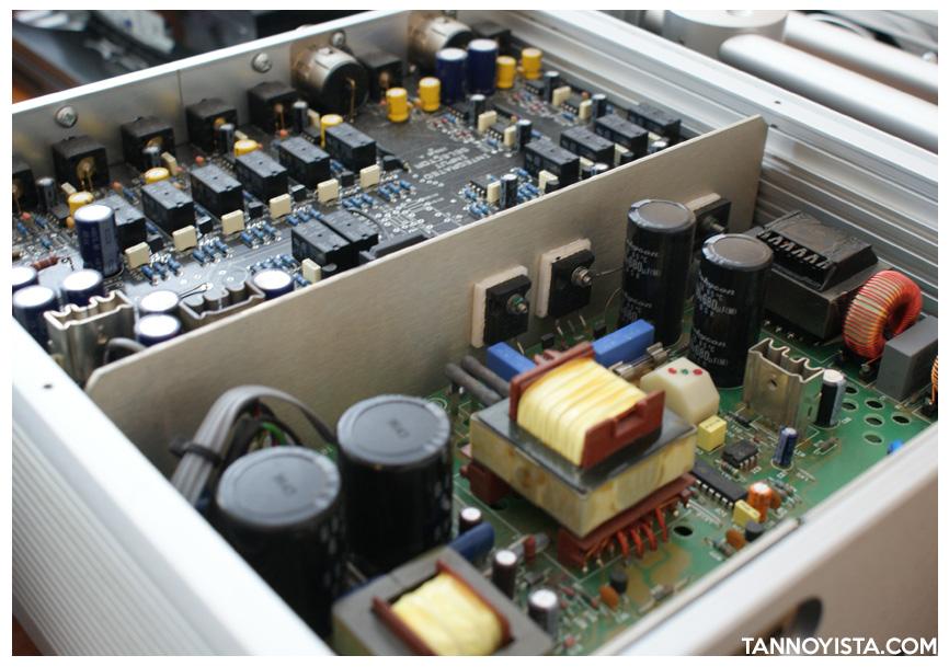 Chord amplifiers - SPM 2600