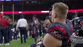 Houston Texans defensive end j.j watt