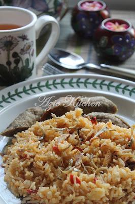 Nasi Goreng Sambal Belacan Kak Nyah