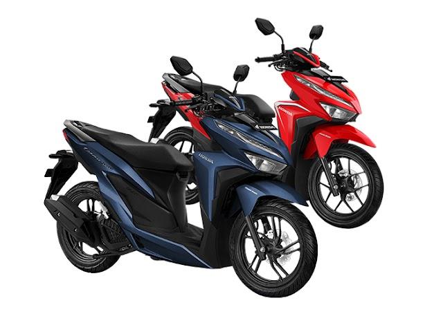 New Honda Vario 150 dan New Honda Vario 125 Tampil Lebih Berkelas dan Sporty
