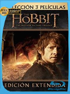 El Hobbit (2012-2014) Colección HD [1080p] Latino [Google Drive] SilvestreHD