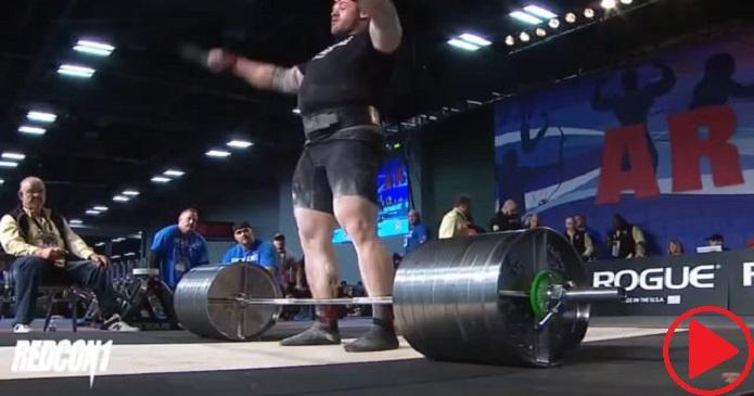 MIKHAIL SHIVLYAKOV - 426kg