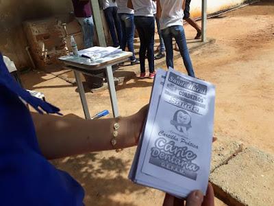 PSE no Centro de Educação Lindolfo Cordeiro Landi