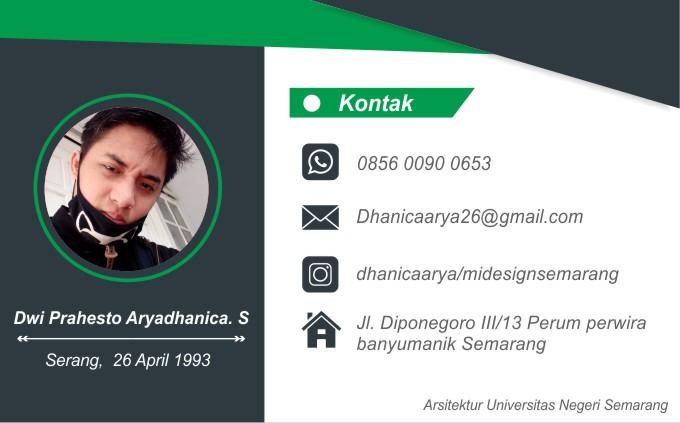 profil arsitek arya