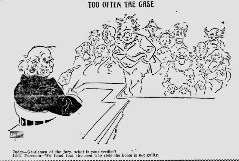Turn of the Century America: Too Often the Case legal