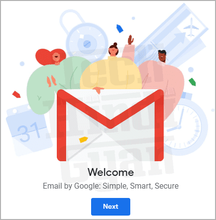 Successfully Created Gmail Account