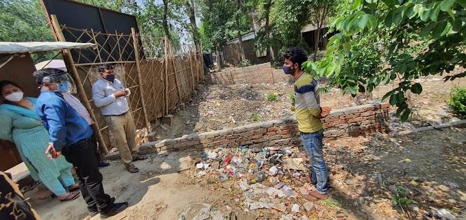 नगर आयुक्त को नहीं मिली सफाई,13 कर्मियों पर गिरी गाज
