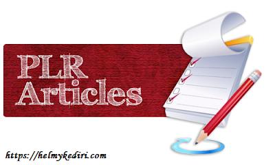 17 cara memanfaatkan Artikel PLR agar lebih efektif