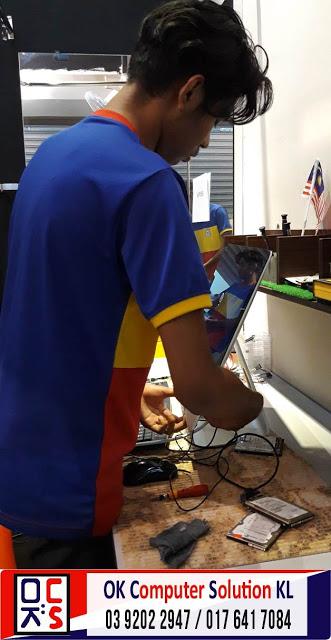 LOKASI OK COMPUTER SOLUTION KUALA LUMPUR | KEDAI REPAIR LAPTOP CHERAS 10