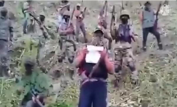 """Video: Surge nuevo grupo """"El Grupo de La Selva"""" en Chiapas tras guerra entre El CDS vs El CJNG"""