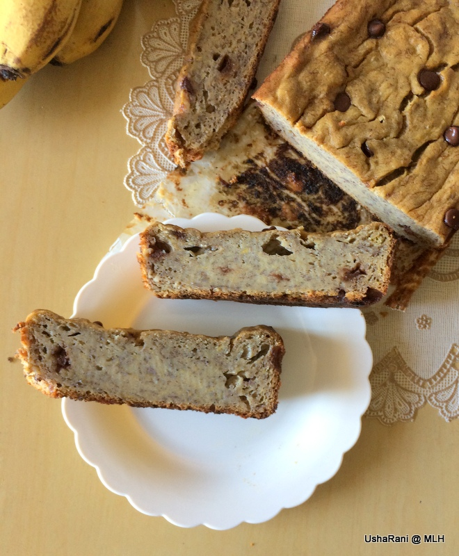 Oat Flour Chocolate Cake Recipe