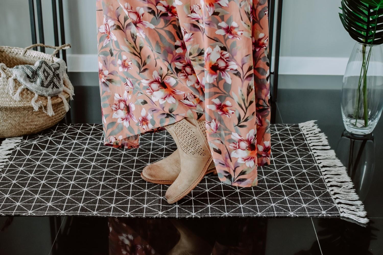 Letnia sukienka maxi cofashion